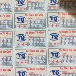 Địa chỉ in ấn uy tín in tem bảo hành giá rẻ tphcm